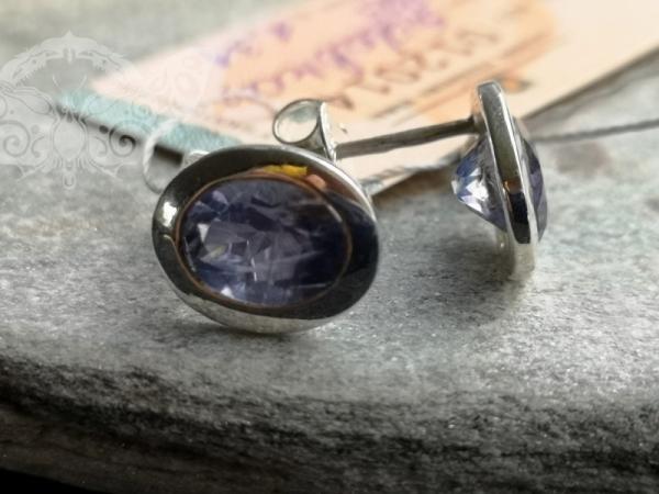 925 sidabro auskarai su JOLITU #2403