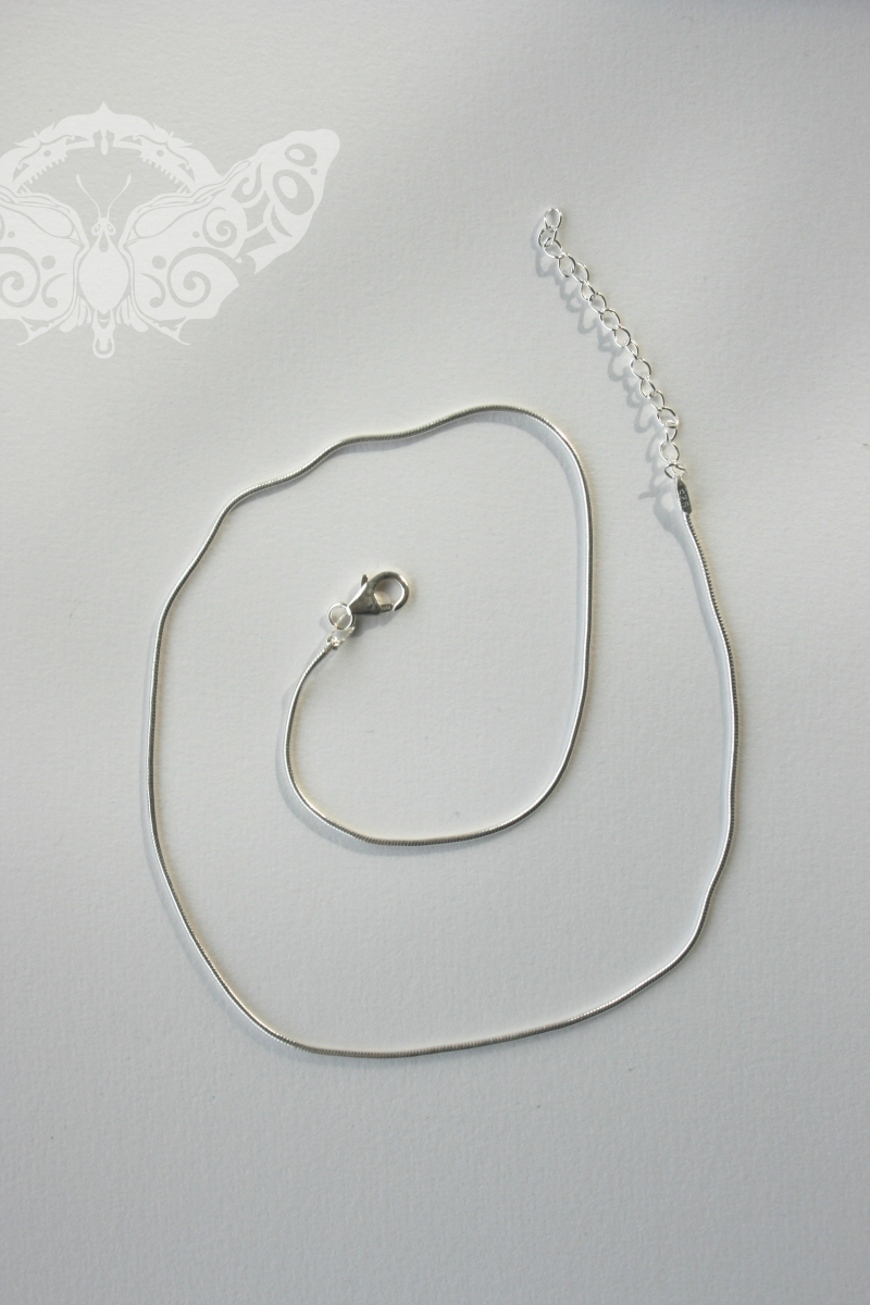 925 Sterling Silver SNAKE CHAIN #7510
